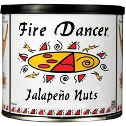 Fire Dancer Jalapeno Peanuts