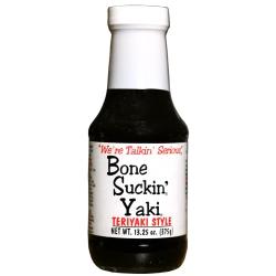 Bone Suckin' Yaki, 13.25 oz.
