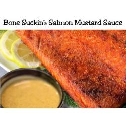 Bone Suckin'® Sauce, Mustard, 12 oz.