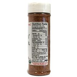 Bone Suckin'® Organic Cajun Seasoning & Rub 3 oz.