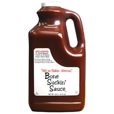 Bone Suckin'® Sauce, 150 oz.