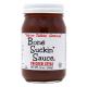 Bone Suckin'® Sauce, Thicker Style & Hot Thicker Style, 12 Pack