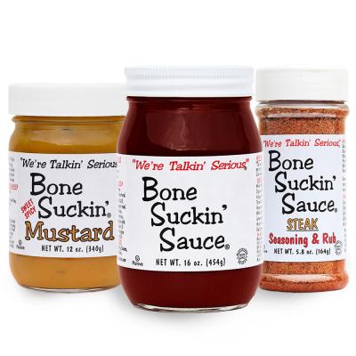 Bone Suckin'® 'Nuff Said ! Gift Box