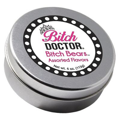 The Bitch Doctor ® Bitch Bears, 4 oz.