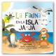 La Fauna en la Isla JA-JA Book