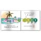 Contando en la Isla JA-JA Book, Spread 1