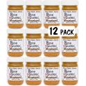 Bone Suckin'® Sweet/Spicy Mustard, 12 oz., 12 Pack