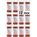 Bone Suckin'® Hot Seasoning & Rub, 5.8 oz., 12 Pack
