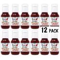 Bone Suckin'® Wing Sauce -Honey & Habanero 12.25oz, 12 pack