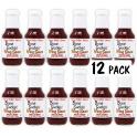 Bone Suckin'® Wing Sauce -Garlic & Honey 12.25oz, 12 pack