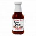 Bone Suckin'® Wing Sauce -Garlic & Honey  12.25oz