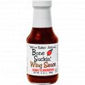 Bone Suckin'® Wing Sauce, Honey & Habanero, 12.25 oz