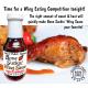 Bone Suckin'® Wing Sauce -Honey & Habanero 12.25oz