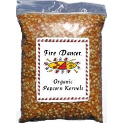 Fire Dancer® Natural Popcorn Kernels, 4 oz.