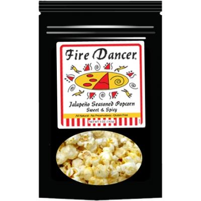 Fire Dancer® Jalapeño Seasoned Popcorn 4 cups