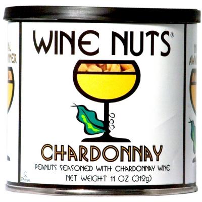Chardonnay Wine Nuts®, 11 oz. Tin, 12 Pack