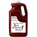 Bone Suckin'® Sauce, Hot, 78 oz., 6 Pack