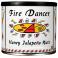 Fire Dancer® Honey Roasted Jalapeño Nuts, 9 oz. Tin, 12 Pack