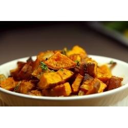 Bone Suckin' Vegetable Seasoning Baked-Sweet-Potatoes